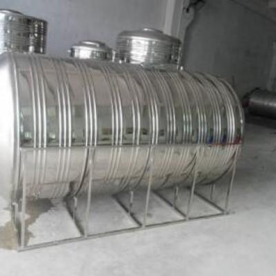 定制圆形不锈钢保温水箱