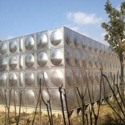 定制双层不锈钢保温水箱