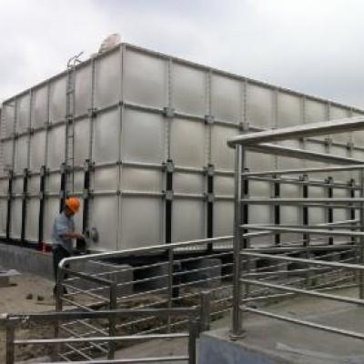 地埋式玻璃钢消防水箱