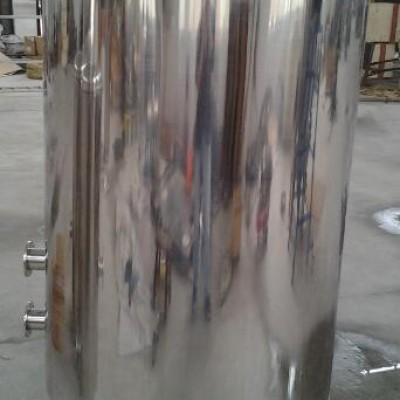 不锈钢储酒罐加工