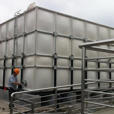 玻璃钢水罐 地埋玻璃钢水罐直销生产厂商